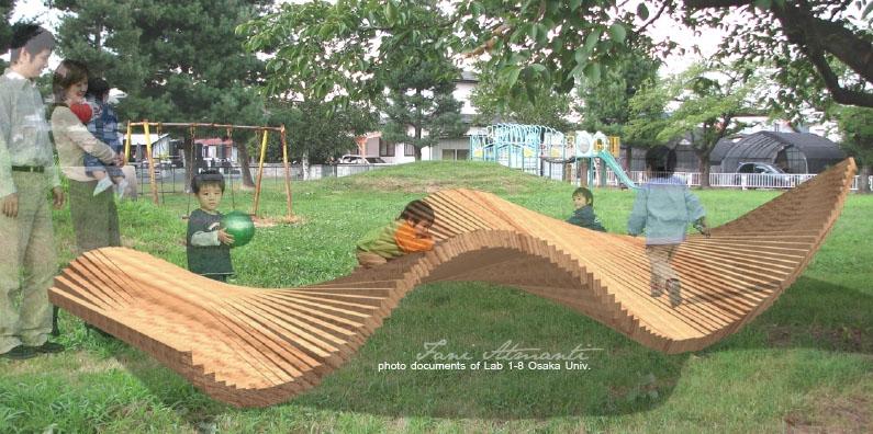 Urban Playground Design Play Structures